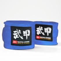 武甲-手綁帶-素色5M-寶藍