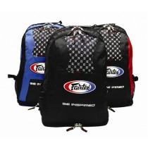 [預購]Fairtex-BAG4-大容量萬用後背包-三色