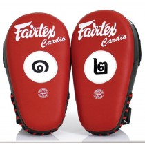 [預購]Fairtex-FMV12-超細纖維-踢拳靶