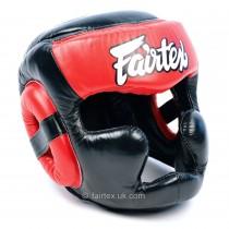 [預購]Fairtex-HG13F-對打頭盔-二色